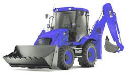 Трактора с большими баками